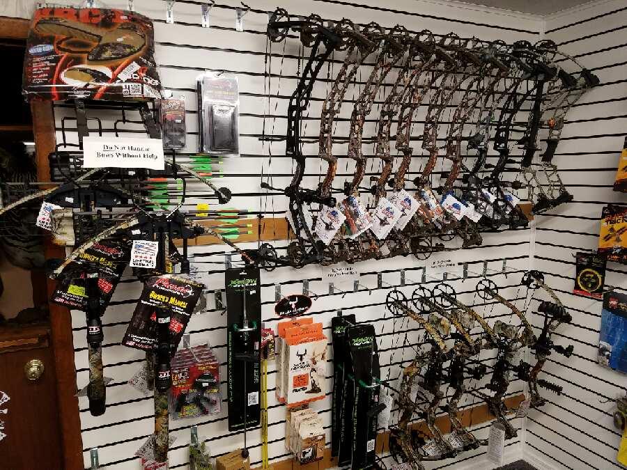 Archery Pro Shop | Albrecht Taxidermy | Beloit Taxidermy